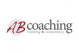 AB Coaching logo design