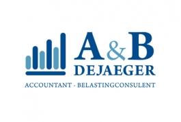 A&B Dejaeger logo design