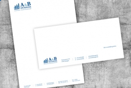 A&B Dejaeger briefpapier
