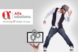 Alfa solutions digitale nieuwsbrief