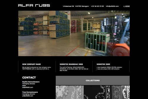 Website Alfa 96