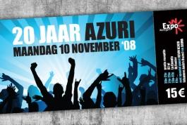 Azuri toegangskaart