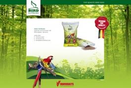 Bird Supreme website