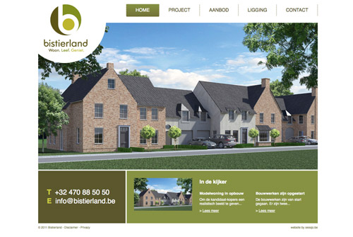 Website Bistierland