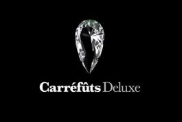 Carréfûts Club logo design