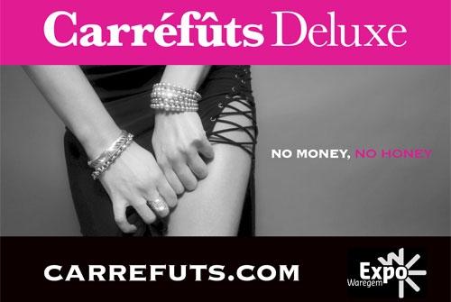 Advertentie Carréfûts Club