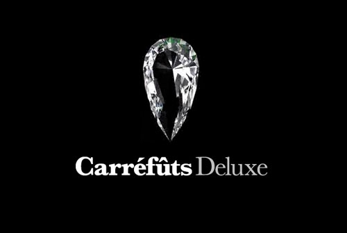 Logo design Carréfûts Club