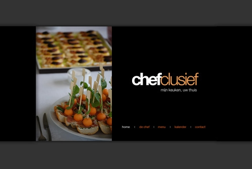 Website Chefclusief