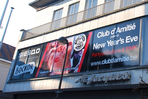 Gevelreclame Club dAmitié