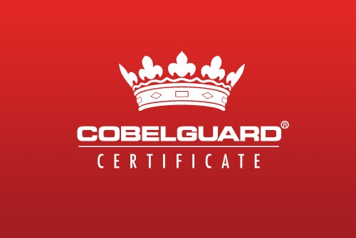 Logo design Cobelguard Security