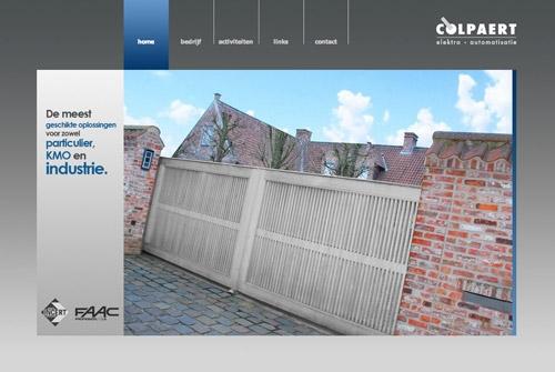 Website Colpaert