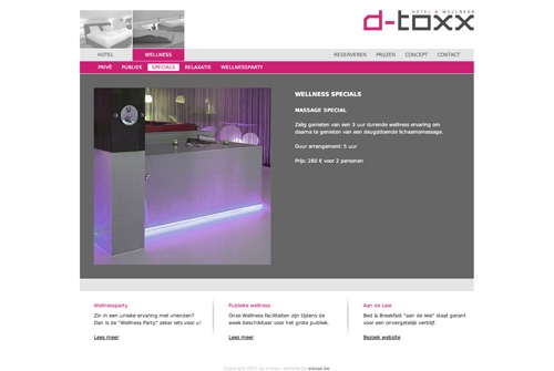 Website d-toxx
