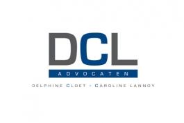 DCL Advocaten logo design