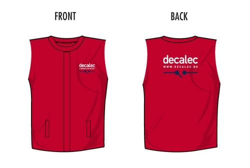 Bedrijfskleding Decalec
