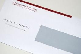 Declerck en Partners envelop