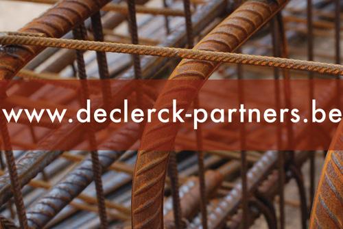 Spandoeken en kaders Declerck en Partners