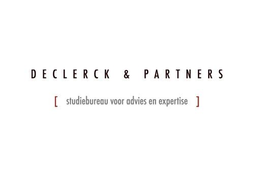 Logo design Declerck en Partners
