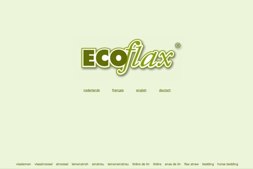 Zoekmachine optimalisatie (SEO) Ecoflax