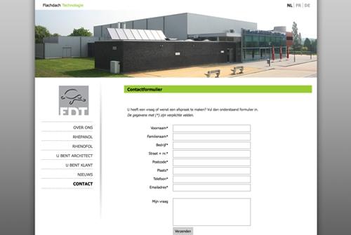 Website FDT