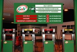 G-V Brandstoffen belettering