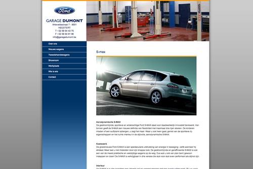 Website Ford Dumont