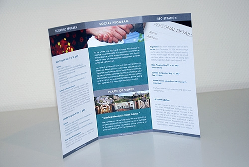 Folder ICFAR Nederland