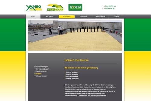 Website Isowim
