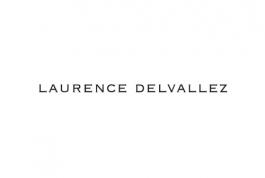 Laurence Delvallez logo design