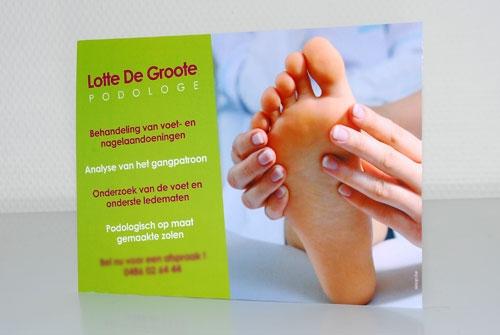 Folder Lotte De Groote