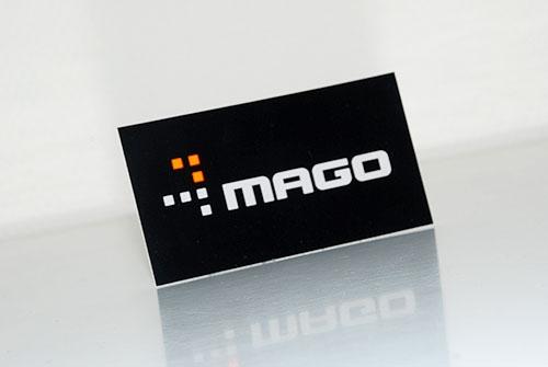 Visitekaartje Mago