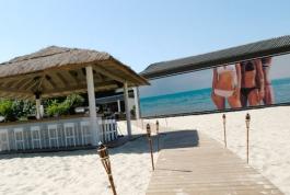 Moorea Beach spandoeken en kaders