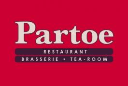 Partoe restyling logo