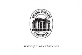 Prior Estate Kortrijk logo design