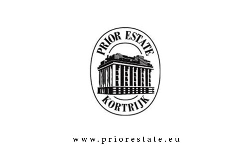 Logo design Prior Estate Kortrijk