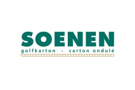 Soenen golfkarton logo design