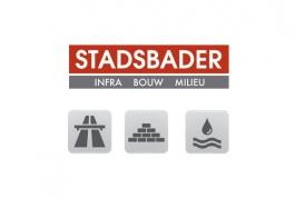 Stadsbader logo design