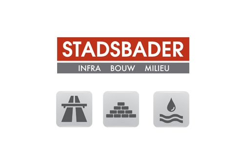 Logo design Stadsbader
