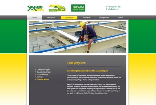Website Vanbo