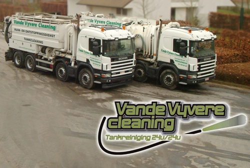 Website Vande Vyvere Cleaning