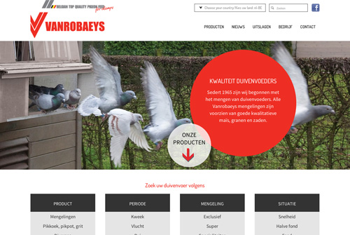 Website Vanrobaeys