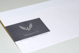 Villas Charmette envelop