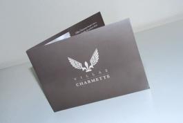 Villas Charmette bedrijfsbrochure