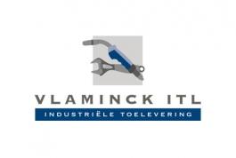 Vlaminck ITL logo design