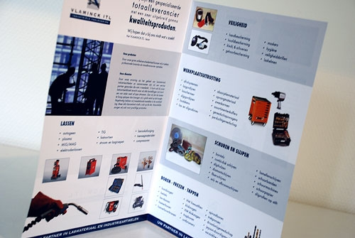 Productfolder Vlaminck ITL