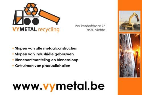 Powerpoint presentatie Vymetal Recycling