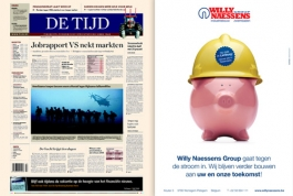 Willy Naessens Group advertentie
