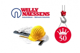 Willy Naessens Industriebouw