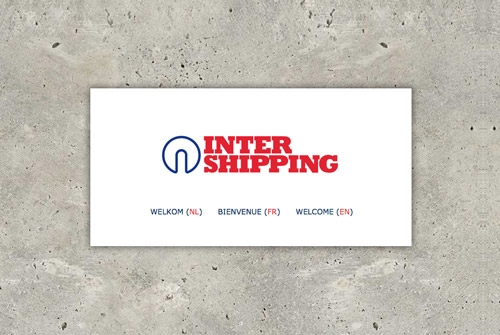 Website Inter Shipping