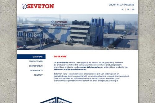 Website Seveton