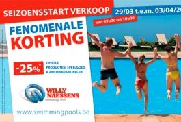 Willy Naessens Zwembaden